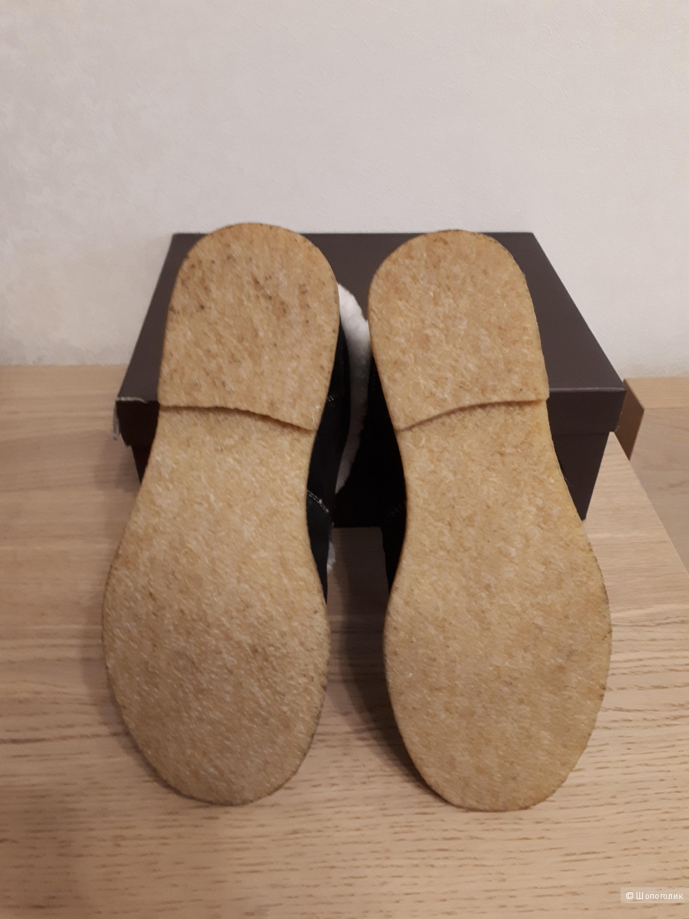 Ботинки Alesio Nesca, размер 38