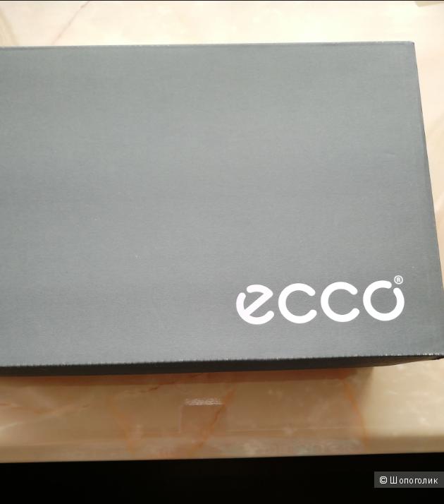 ECCO туфли питон размер 38