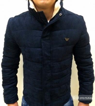 Куртка мужская зимняя на S/M
