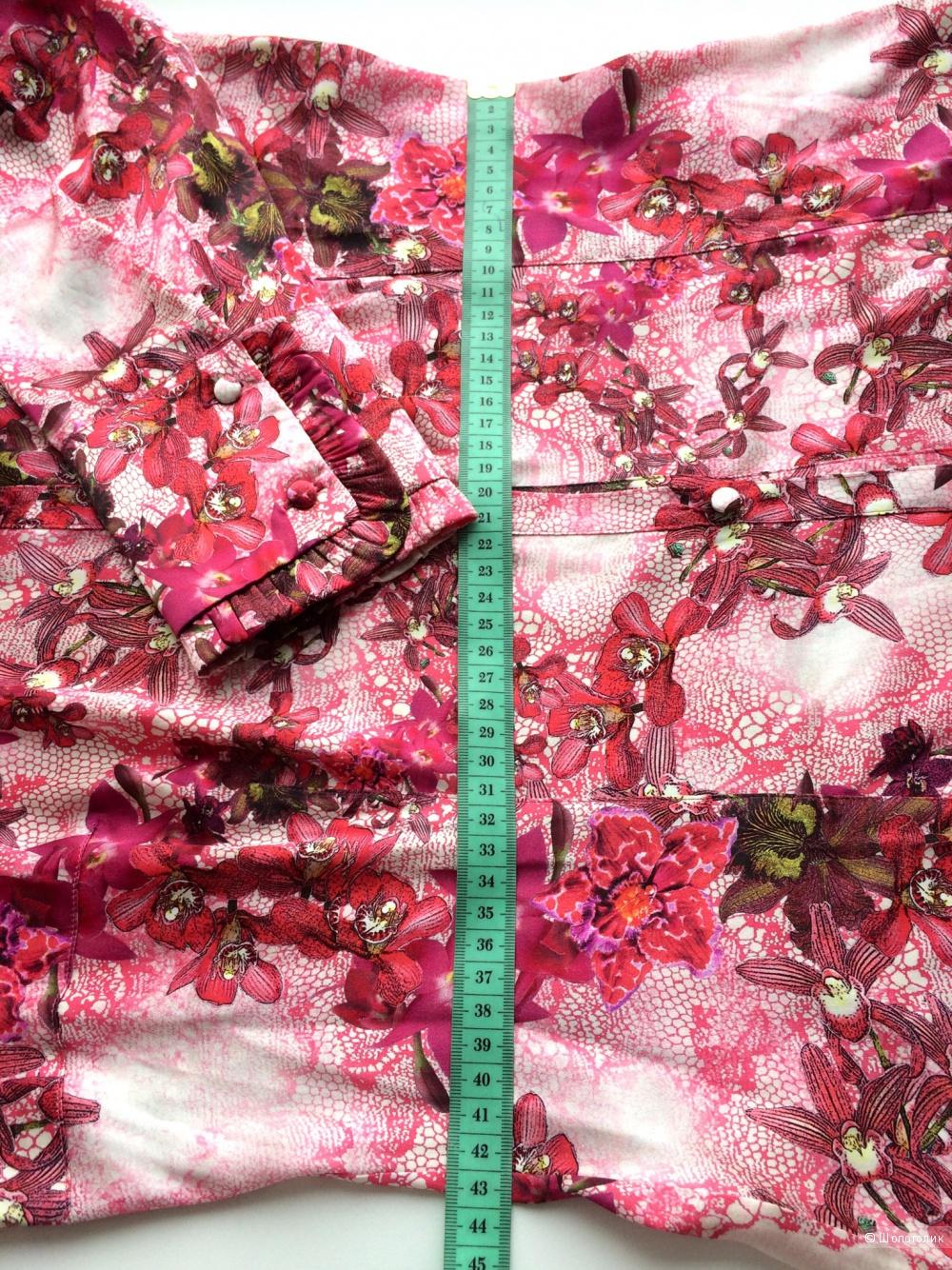Блузка Trussardi,размер 46-48