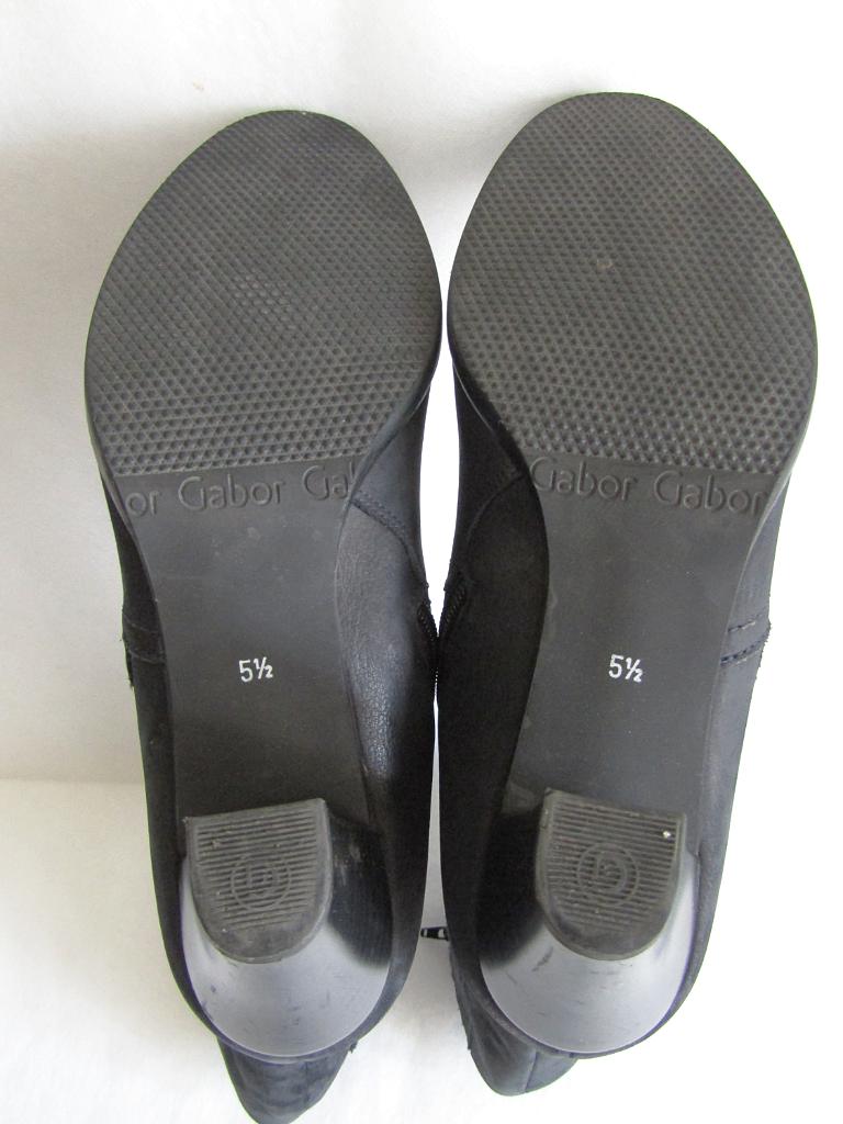 Сапоги Gabor размер 38,5