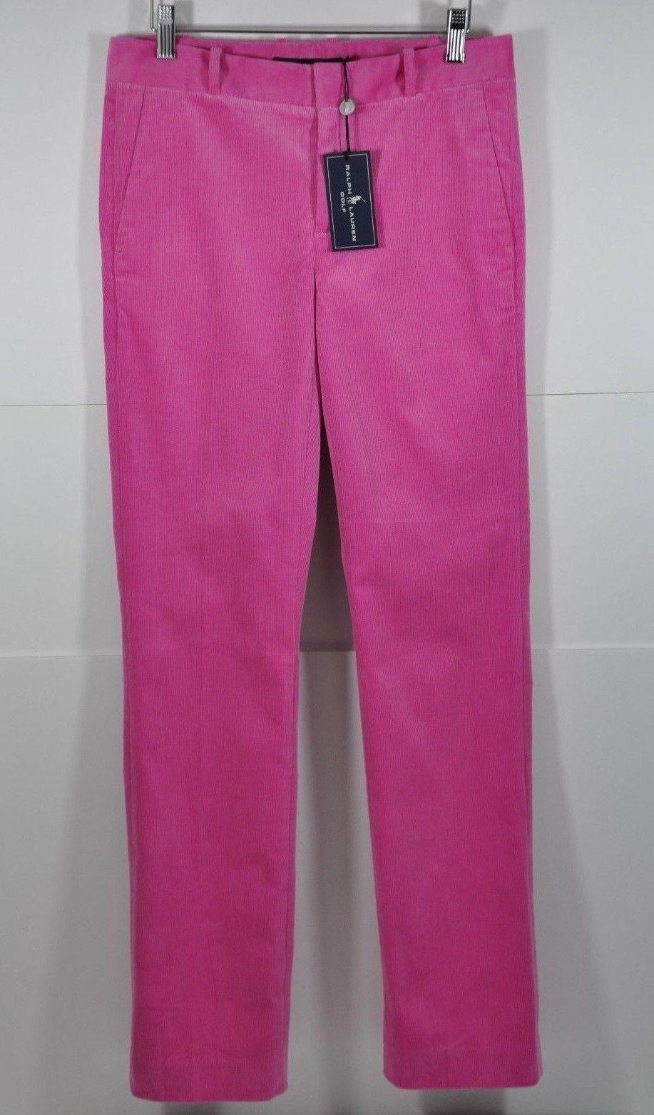 Вельветовые брюки Ralph Lauren Golf  Размер - 2 (42 р.)