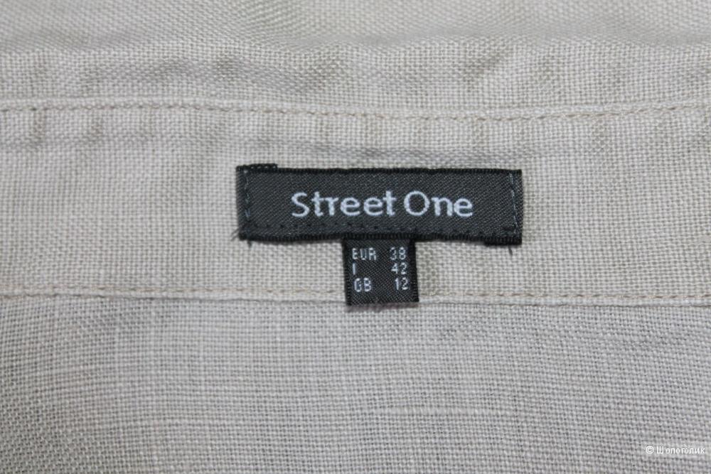 Льняной жакет  Street One