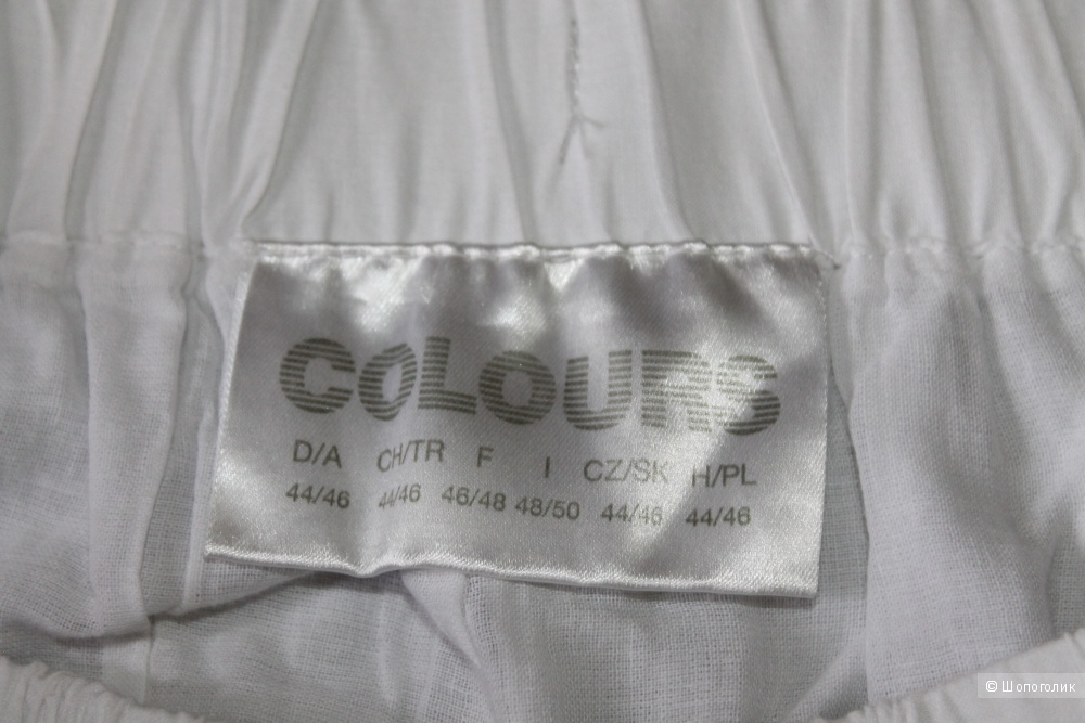 Юбка-макси COLOURS, размер нем. 44