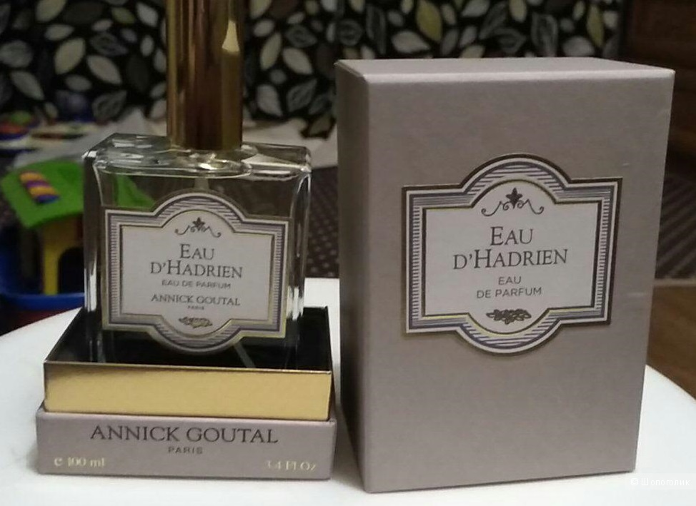 Annick Goutal Eau d'Hadrien, eau de parfum, 100 мл