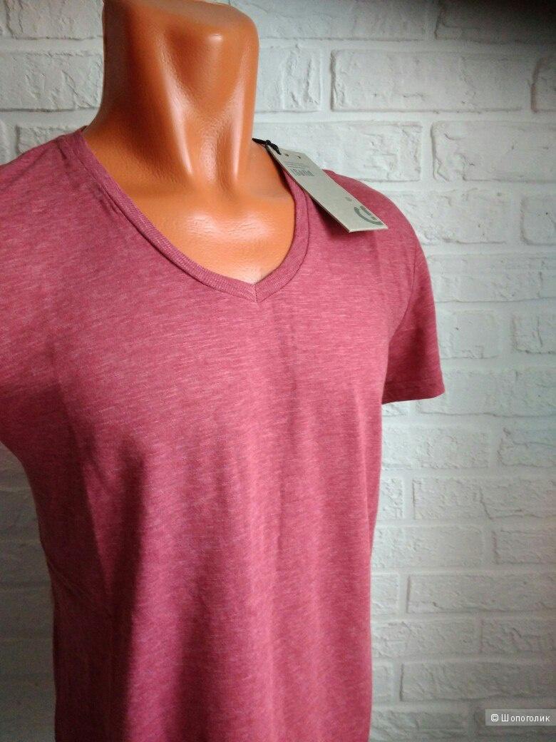 Мужская футболка Solid, размер 50
