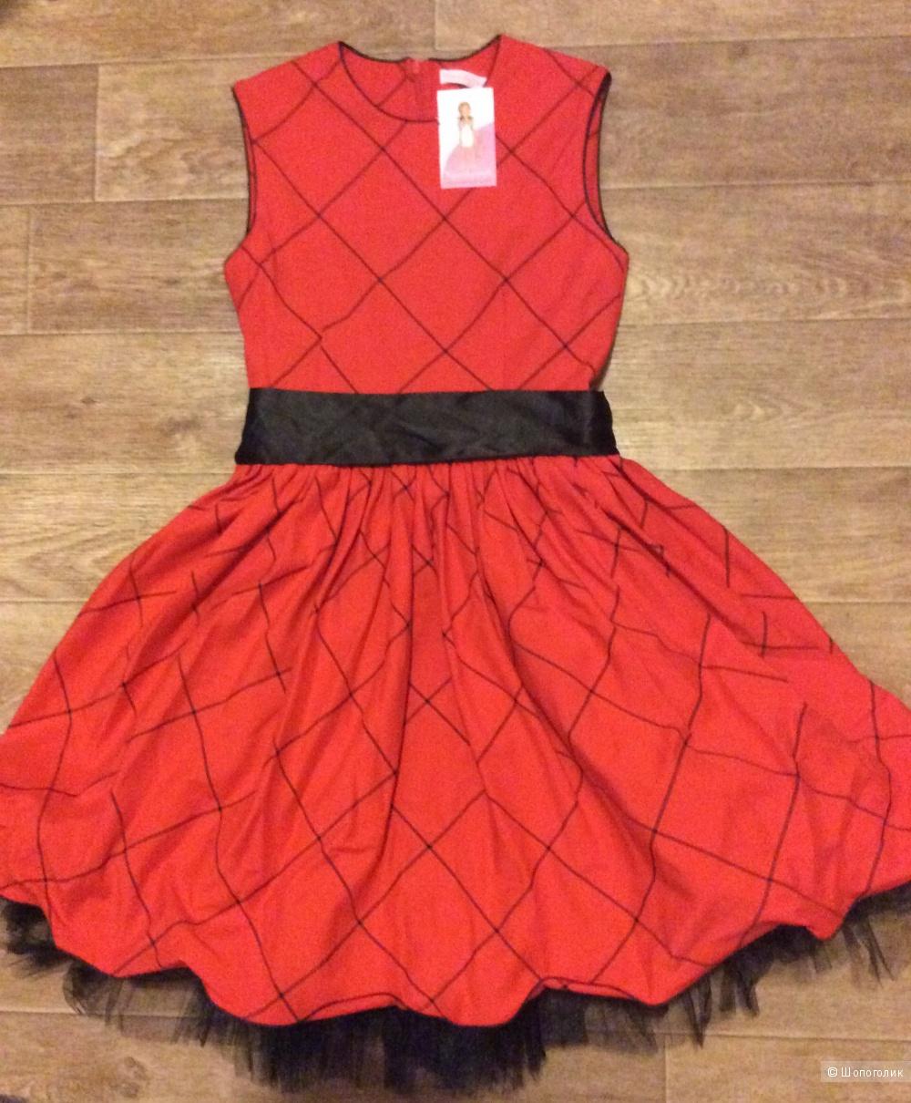 Платье фирмы Красавушка размер 152