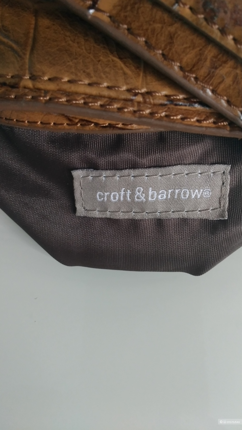 Сумка Croft & Barrow one size