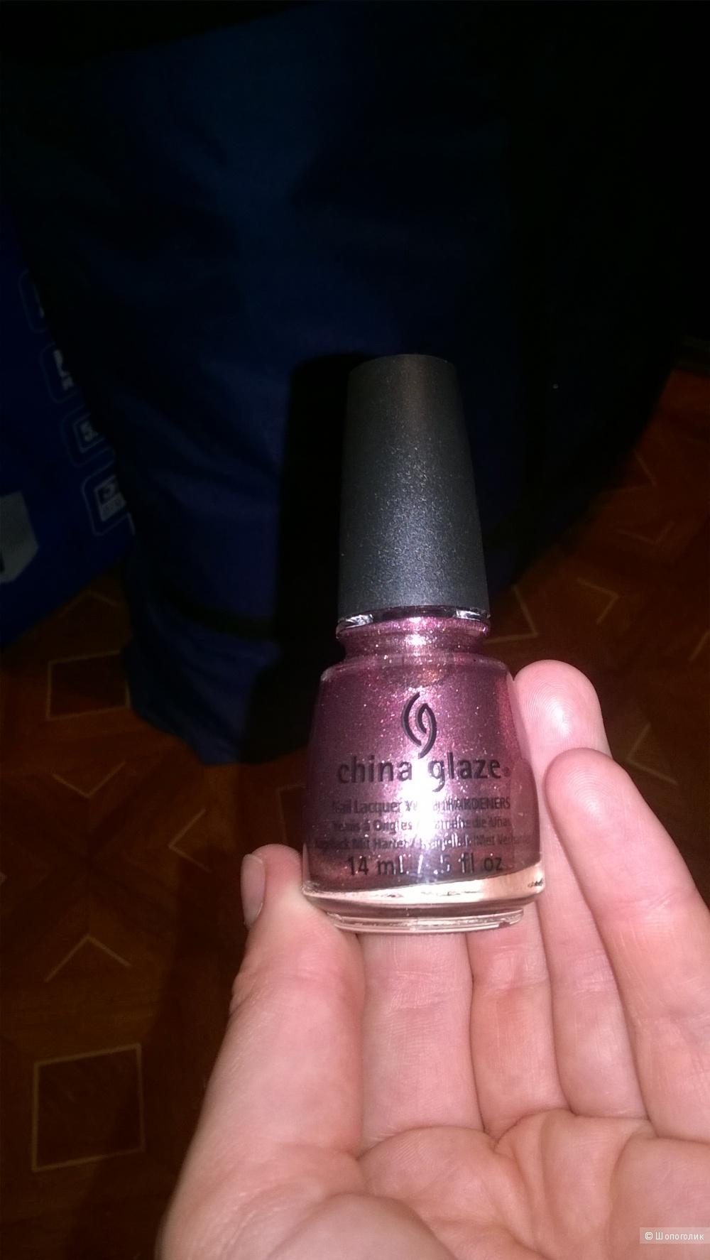 Лаки для ногтей China Glaze разные