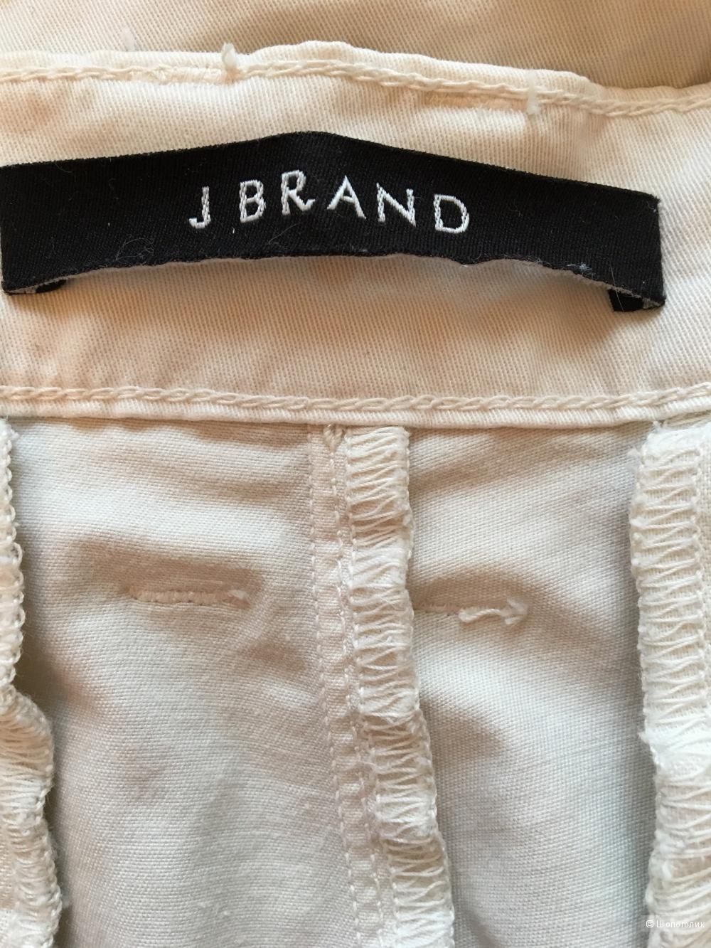 Брюки-бойфренды J Brand, размер 32