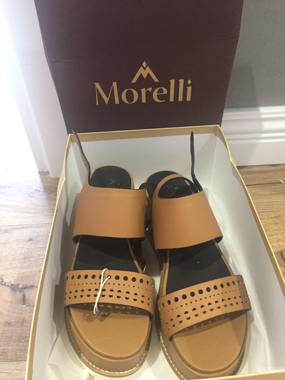 Сандалии Andrea Morelli, 38 eur