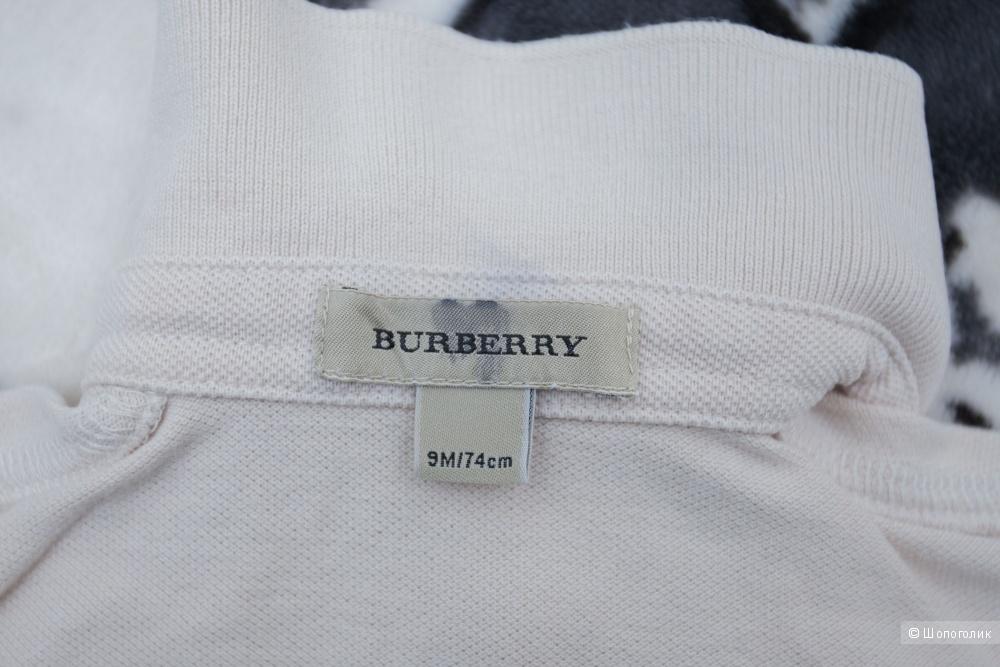 Поло Burberry, 9М/74 см