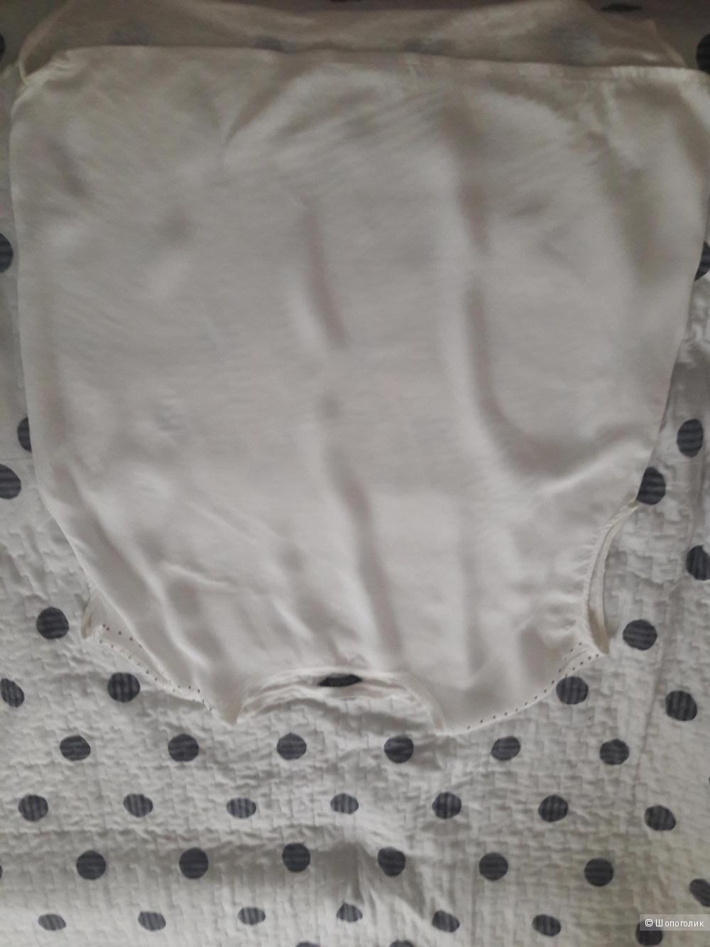 Massimo Dutti: блузка-балахон, 48-52