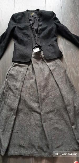 Юбка миди Merry Perry 42-44+ пиджак.