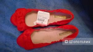 Балетки Zara, 38 размер
