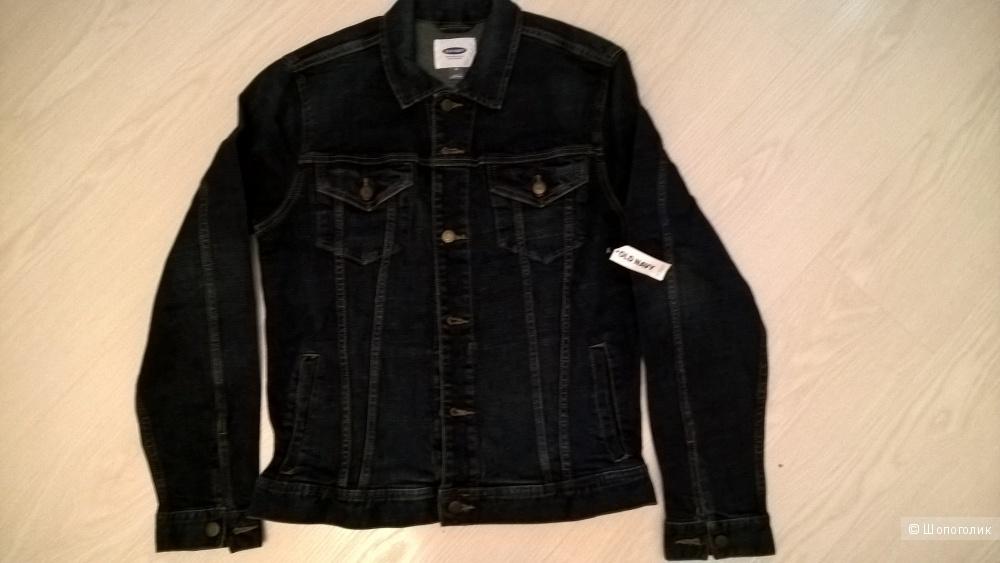 Куртка джинсовая(OLD NAVY),размер 48,50.