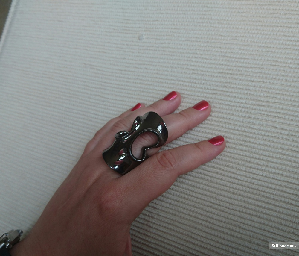 Кольцо дизайнерское