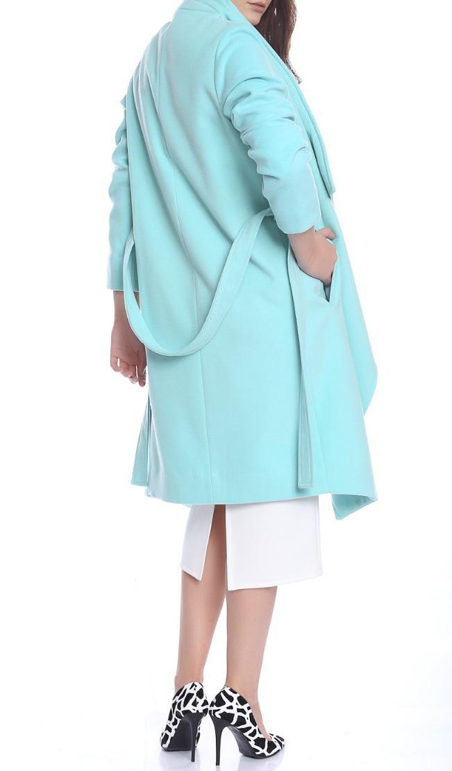 Пальто Moda di Chiara, 46-50 размер