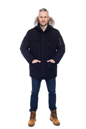Куртка пуховая мужская ATKA  OSC, размер: XL