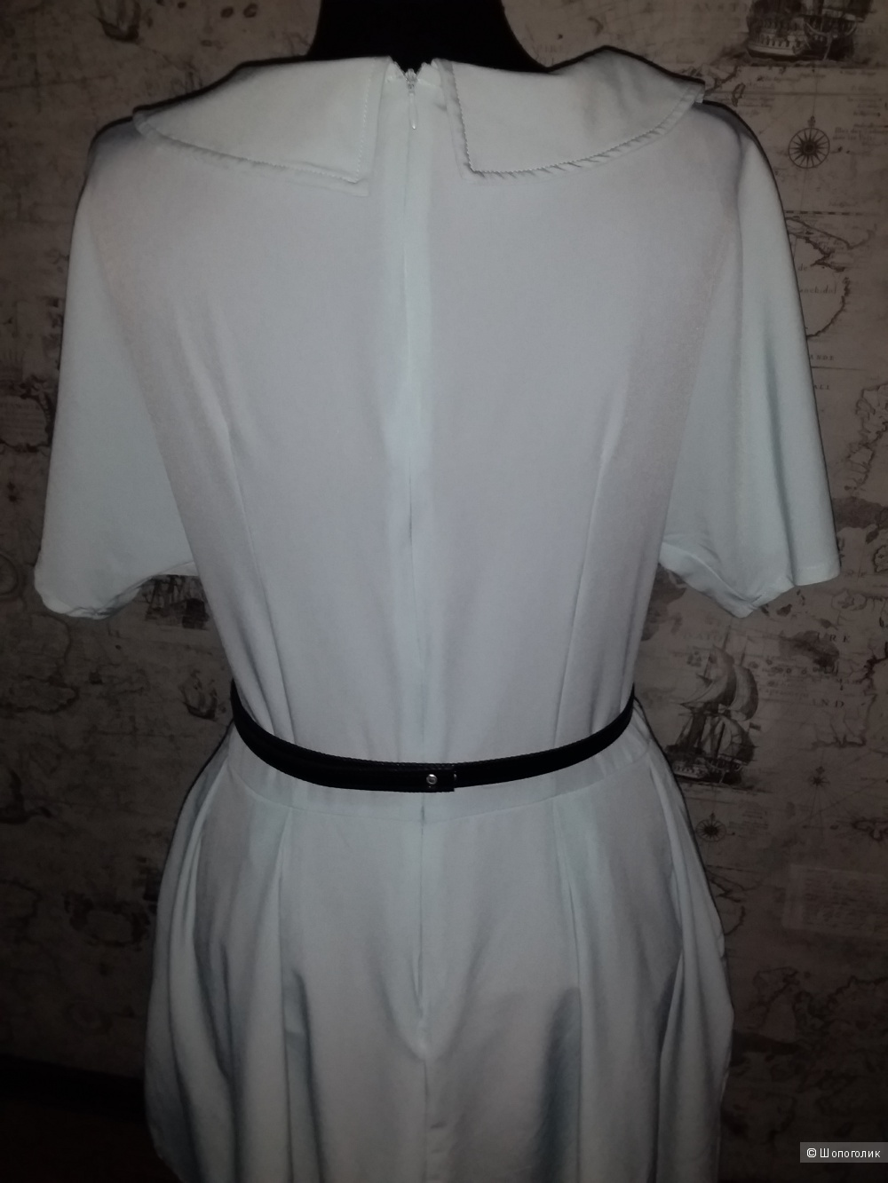 Платье La Reine Blanche, р-р 48