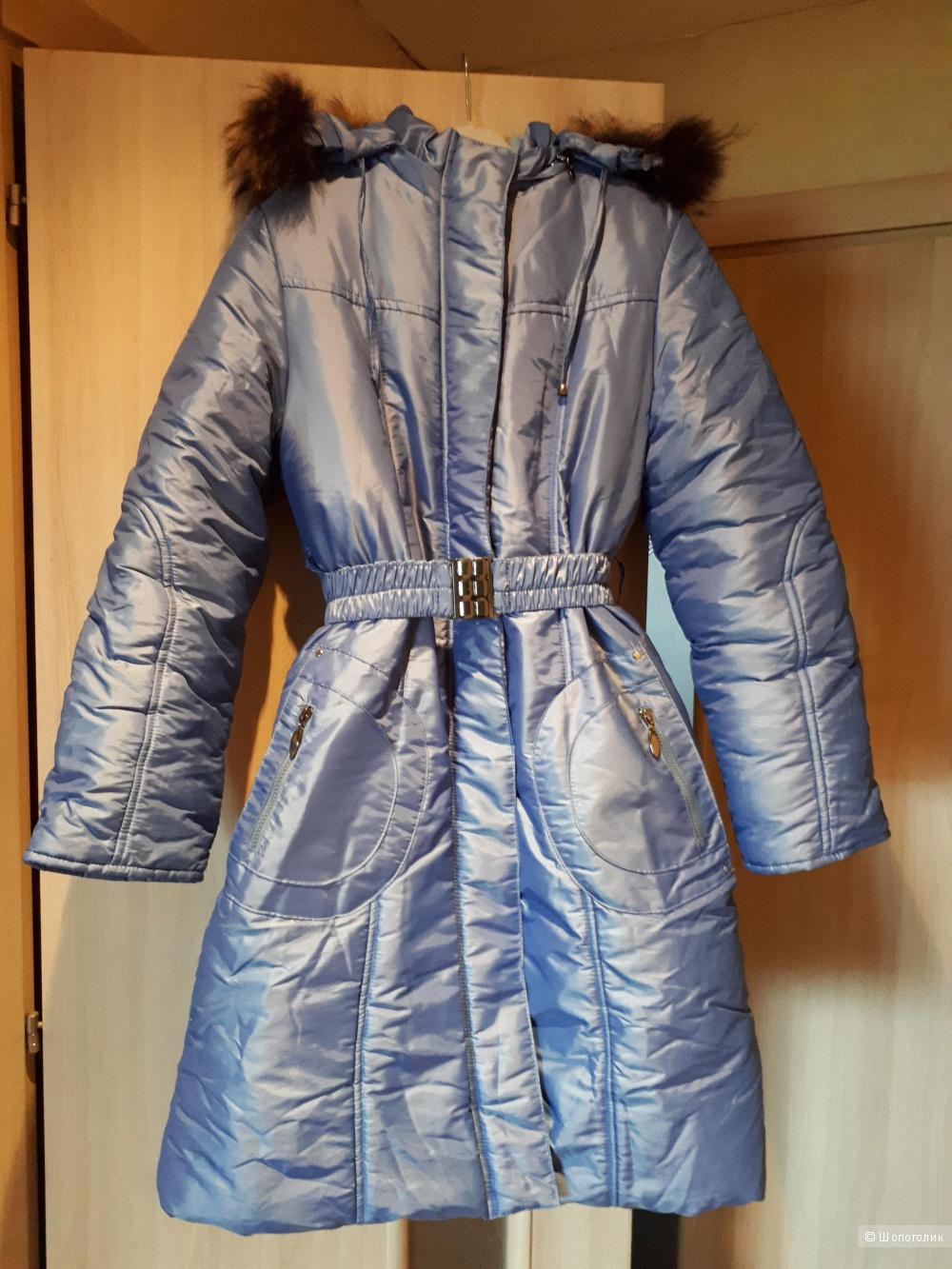 Зимнее пальто Pikolino, 164-84 на 42-44 размер