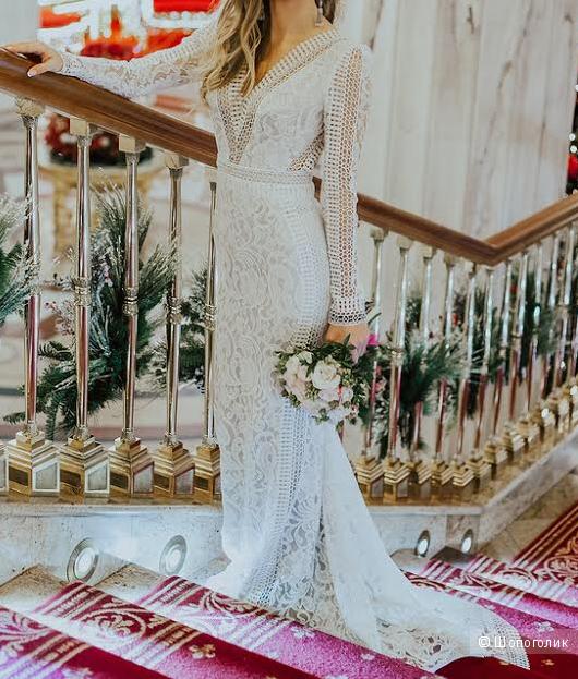 Свадебное платье  Rara Avis р.S