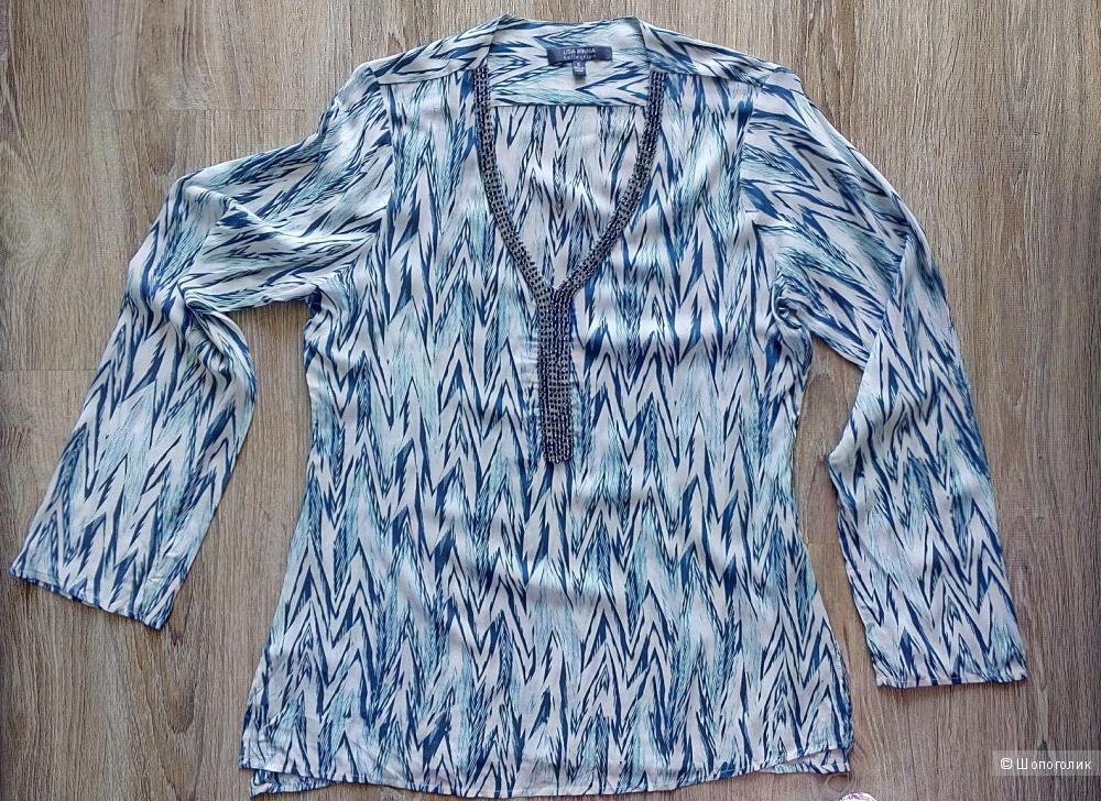 Блузка Lisa Rinna, размер 46-48