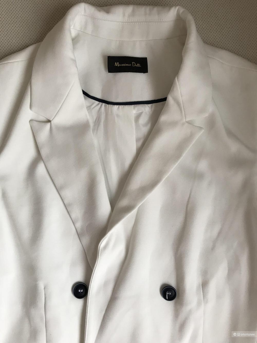 Пиджак Massimo Dutti 46 RU