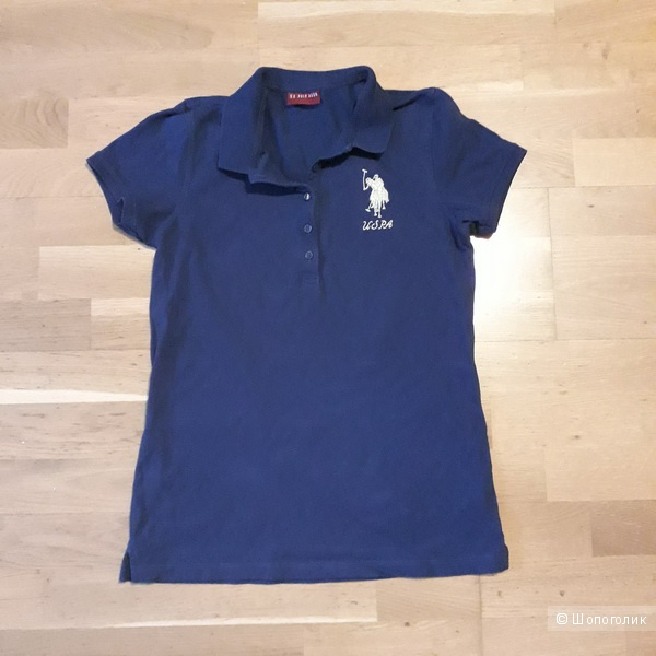 Поло US POLO ASSN, размер M