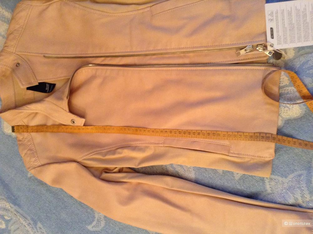 Кожаная куртка Street Leather, 46 Российский размер
