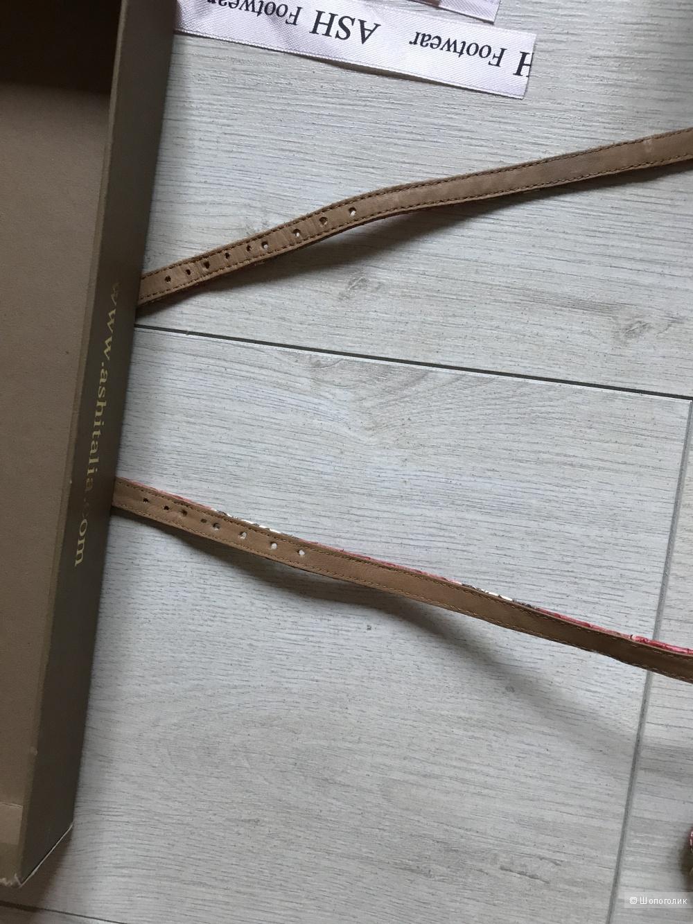 Босоножки ASH, 39 размер российский