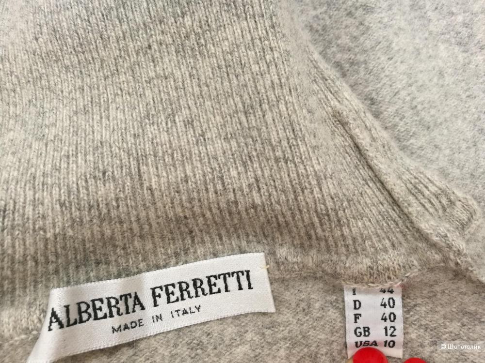 Джемпер. Водолазка. Alberta Ferretti. 42/44/44+