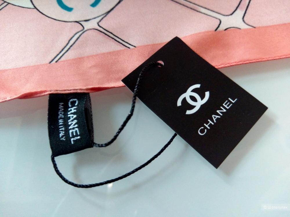 Платок Chanel, 90*90 см.