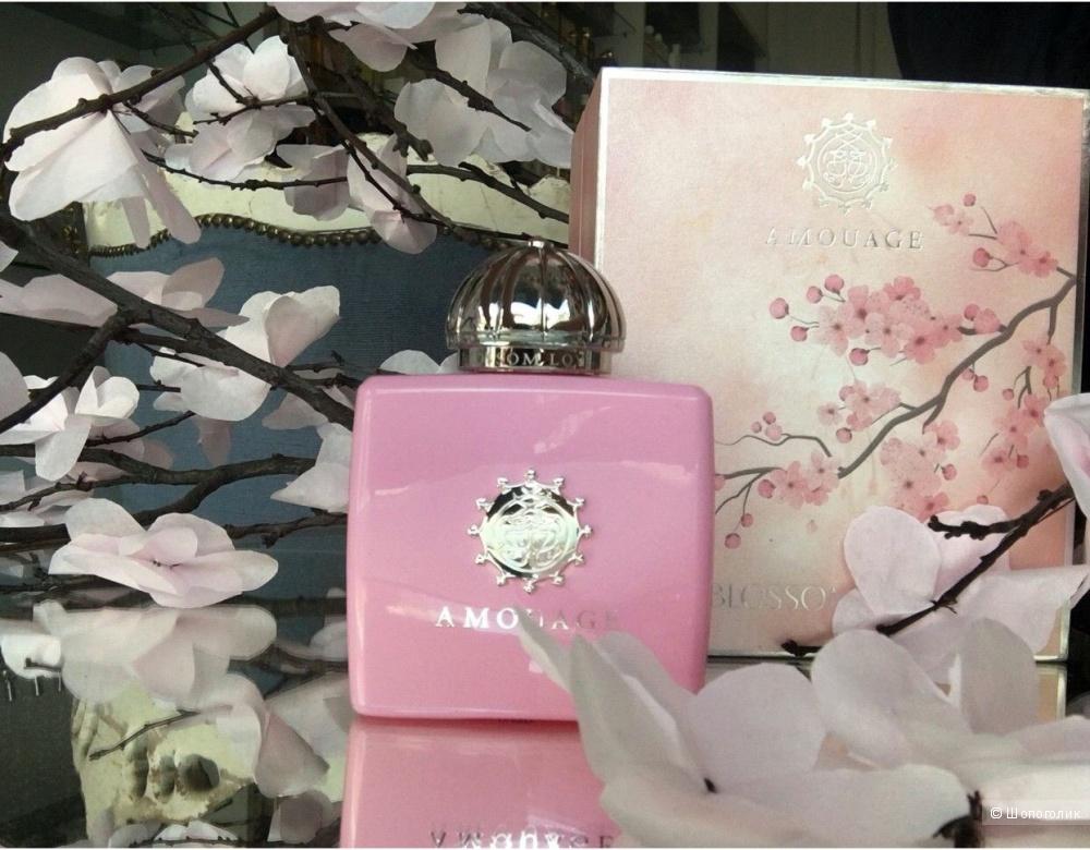 Парфюмерная вода Blossom Love AMOUAGE (оригинал, отливант 5 мл.)