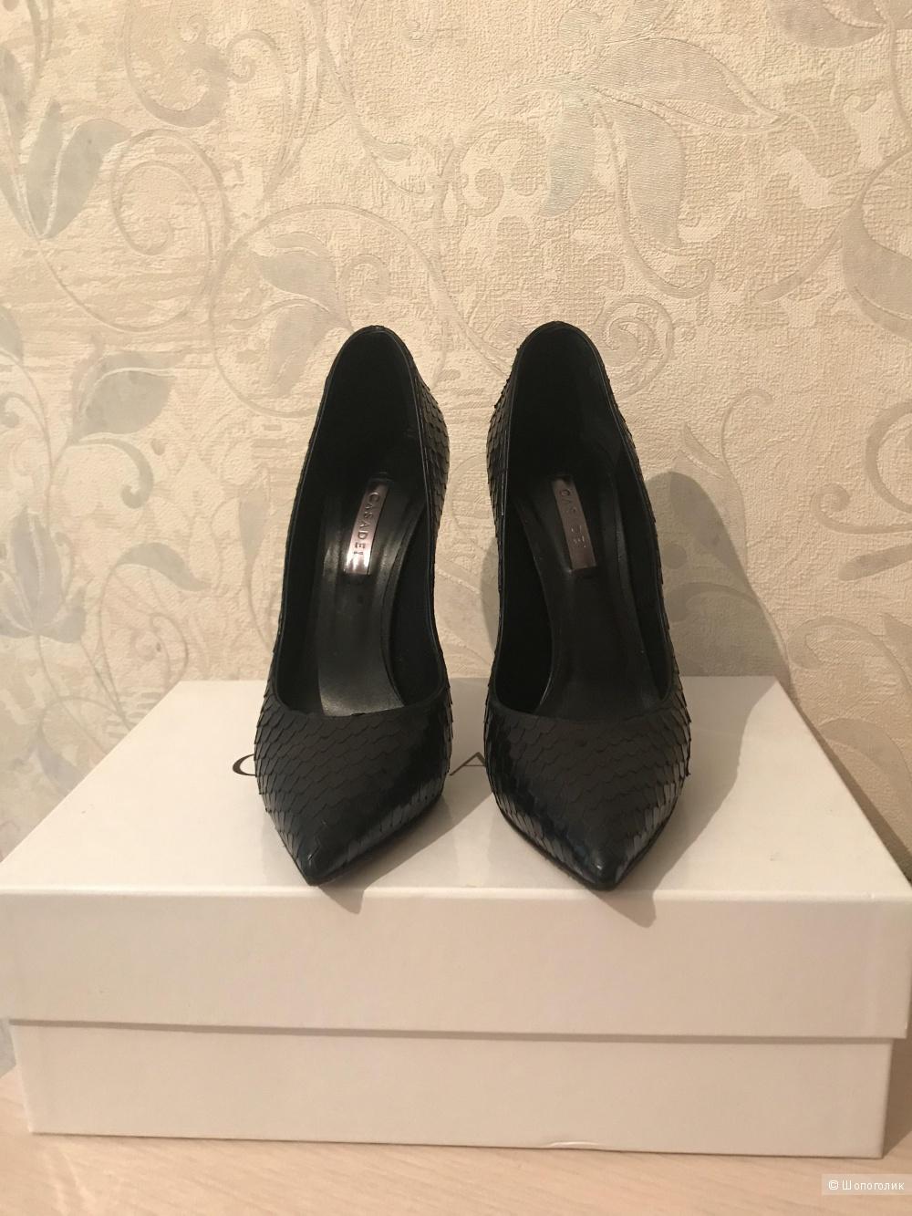 Туфли Casadei, размер 36