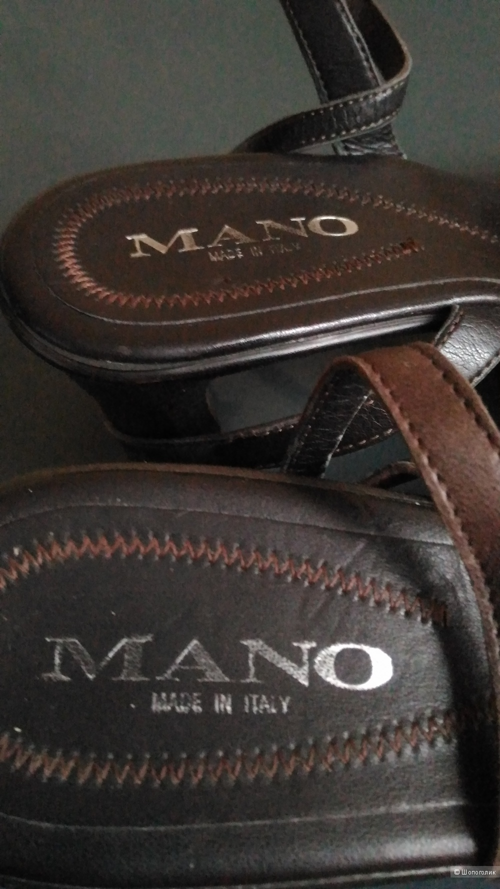 Босоножки  MANO 37
