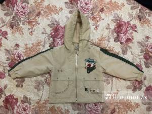 Куртка Lexinlefs, 2-4 года