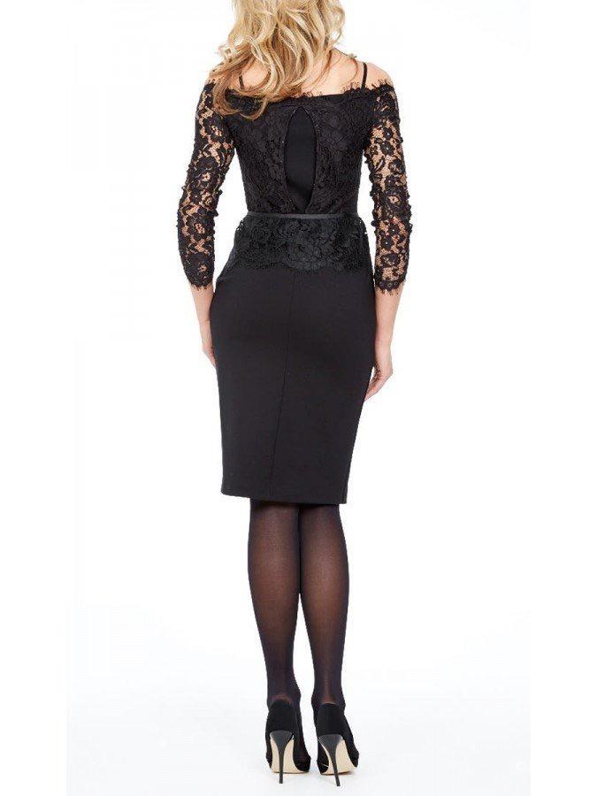Вечернее платье Vaide размер S в черном цвете
