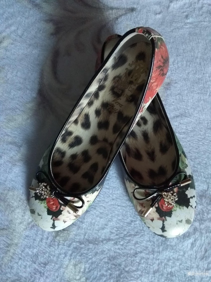 Туфли Roberto Cavalli, размер 36