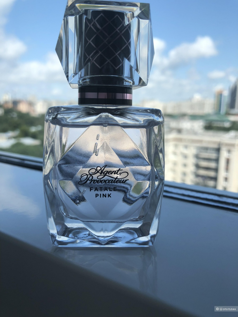 Парфюмерная вода  Agent provocateur fatale pink 30 мл