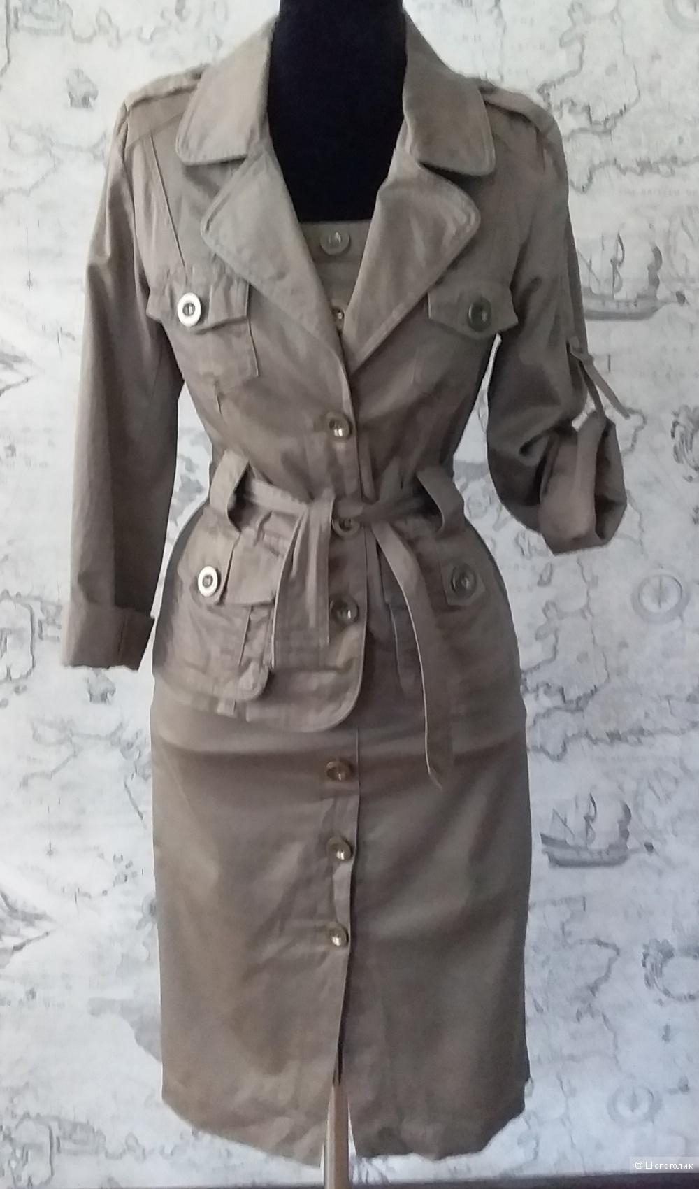 Жакет и платье noname, р-р 42-44