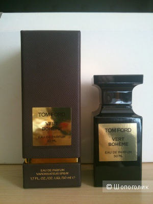 Tom Ford Vert Boheme (EDP), 49/50 ml.