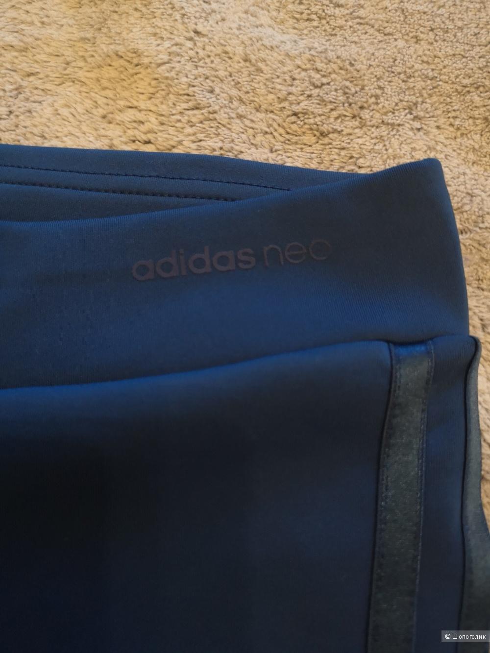 Леггинсы Adidas, размер М (на L)
