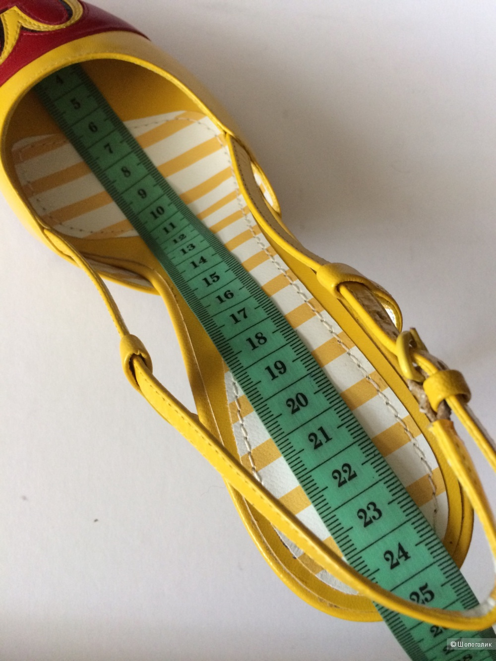 Туфли-босоножки Moschino 37-36,5
