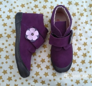 Ботинки для девочки Dpam 34 размер