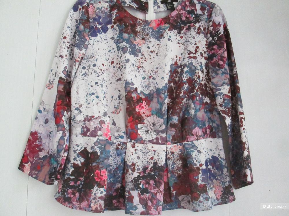 Блуза H & M   р. 36 (42~44)