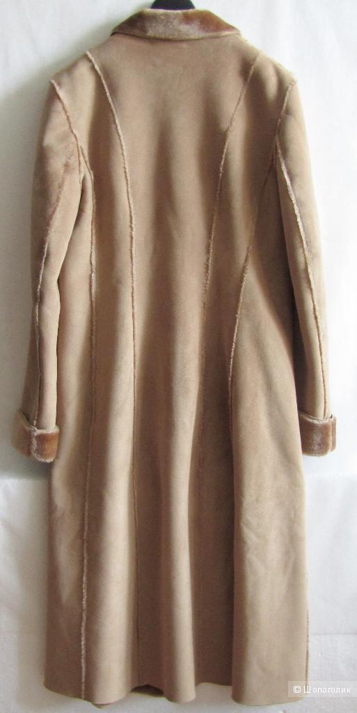Дубленка (меховое пальто) Juicy Couture размер 44/46