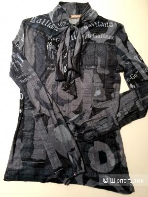 Блузка Galliano,размер 40-42-44