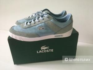 Кроссовки кеды Lacoste размер 38-38.5