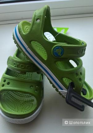 Пляжные сандалии Crocs US C5 (20-21)